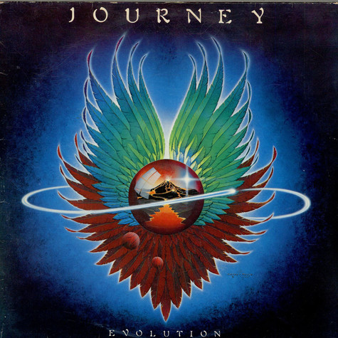 Journey - Evolution