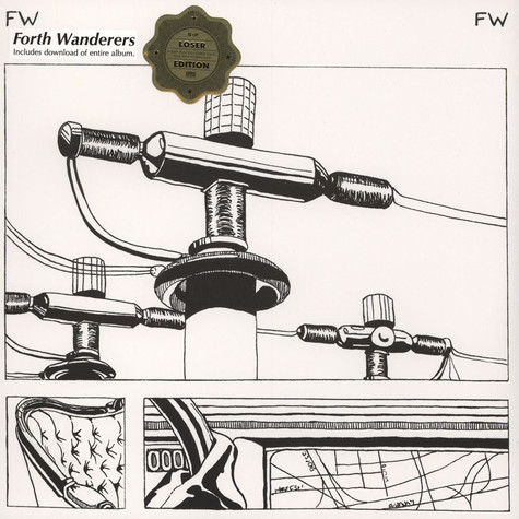 Forth Wanderers - Forth Wanderers Loser Edition