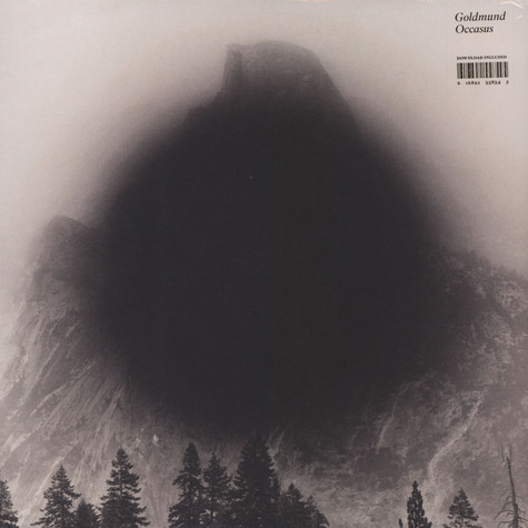 Goldmund - Occasus Black Vinyl Edition