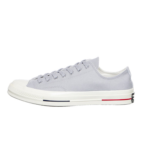 a104e20ac9e Converse - Chuck Taylor All Star 70 Ox (Wolf Grey   Navy   Gym Red ...