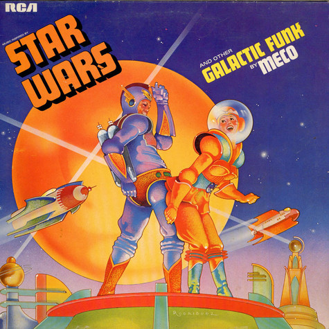 Meco Monardo - Music Inspired By 'Star Wars' And Other Galactic Funk