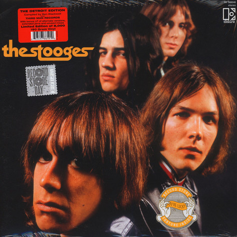 Stooges, The - The Stooges (The Detroit Edition)