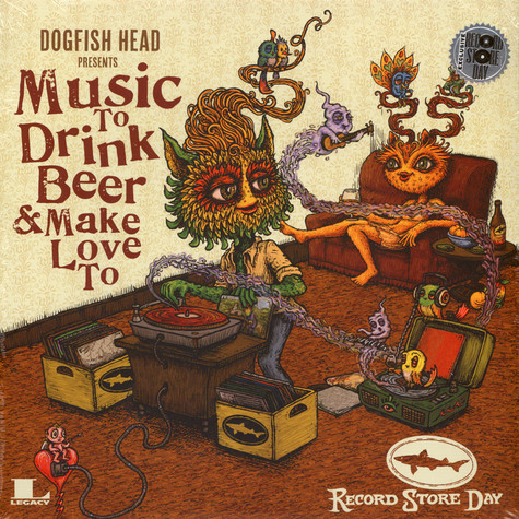 V.A. - Dogfish Head: Music To Drink Beer To: Volume 4