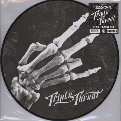 Triple Threat - Triple Threat Picture Disc Edition