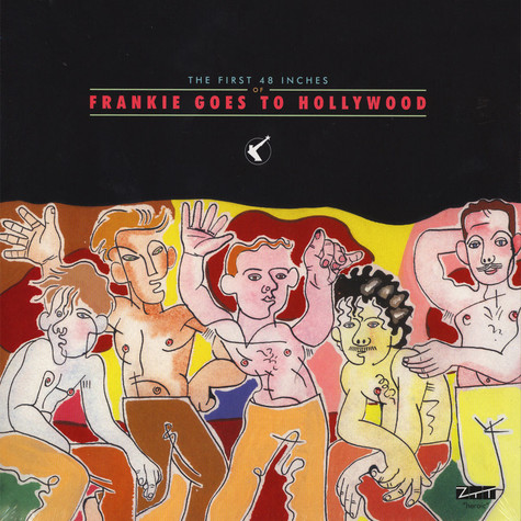 Frankie Goes To Hollywood - The First 48 Inches Of Frankie Goes to Hollywood