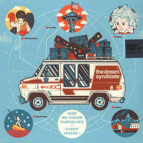 Dream Syndicate, The - How We Found Ourselves … Everywhere! RSD Edition