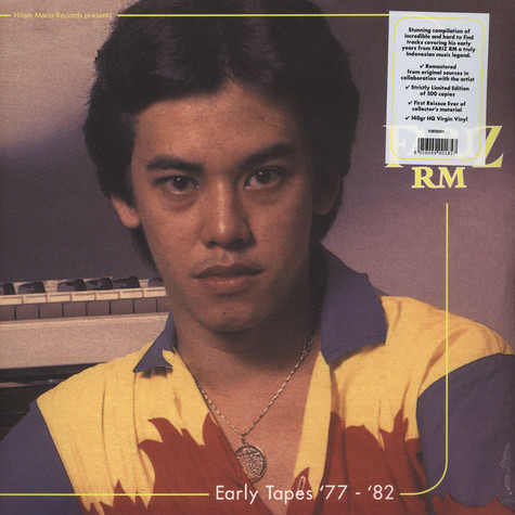 Fariz RM - Early Tapes 1977-1982