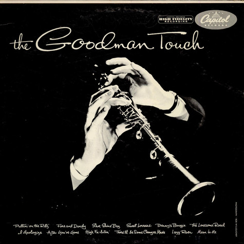 Benny Goodman - The Goodman Touch
