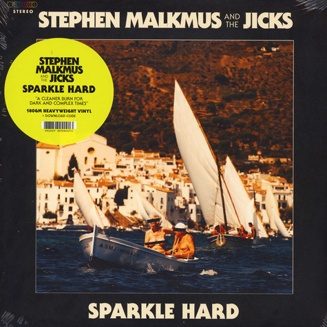 Stephen Malkmus & The Jicks - Sparkle Hard Black Vinyl Edition