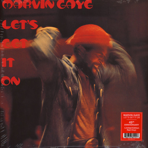 Marvin Gaye - Let's Get It On 45th Anniversary Edition