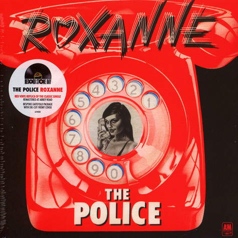 Police, The - Roxanne / Peanuts