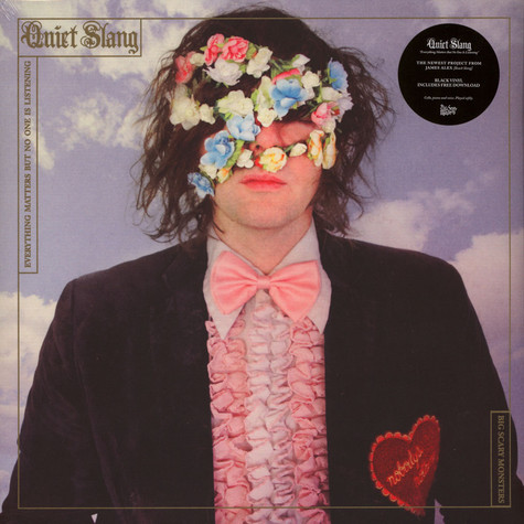 Quiet Slang (Beach Slang) - Everything Matters But No One Is Listening Black Vinyl Edition