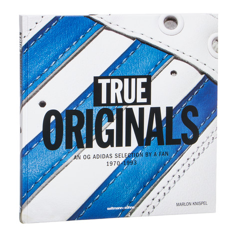 Marlon Knispel - True Originals Book