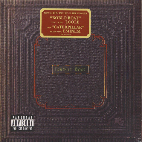 Royce Da 5'9 - Book Of Ryan