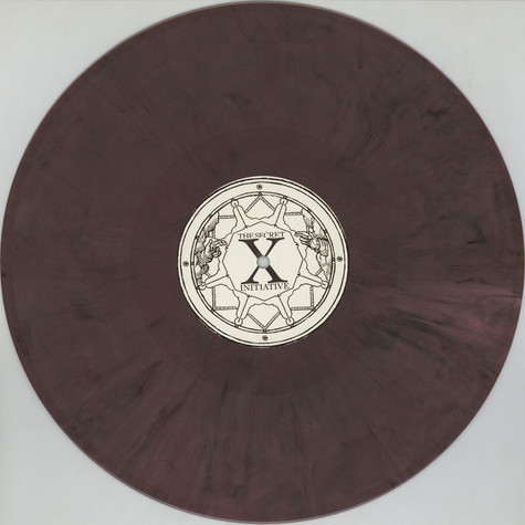 Secret Initiative, The - X Coloured Vinyl Edition