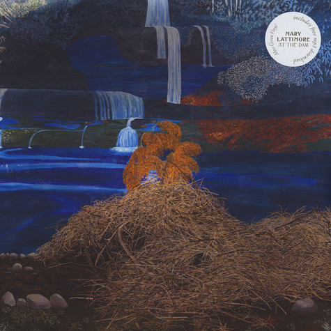 Mary Lattimore - At The Dam Colored Vinyl Edition