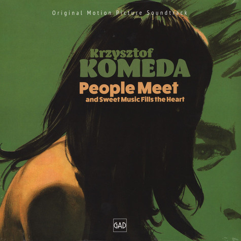 Krzysztof Komeda - OST People Meet And Sweet Music Fills The Heart