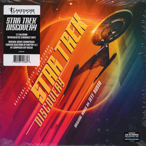 Jeff Russo - OST Star Trek: Discovery