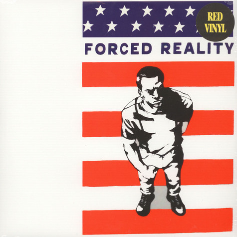 Forced Reality - Forced Reality Red Vinyl Edition