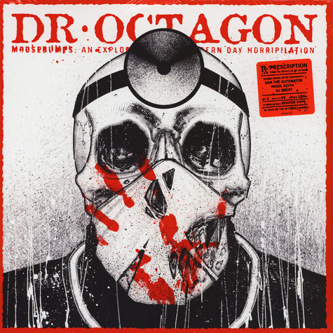Dr. Octagon - Moosebumps: An Exploration Into Modern Day Horripilation