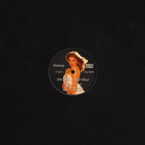 V.A. - Hot Girls Of Italo Disco