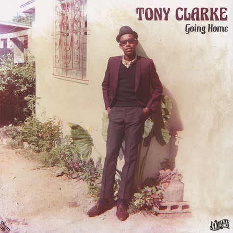 Tony Clarke - Going Home