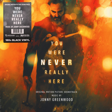 Jonny Greenwood Ost You Were Never Really Here