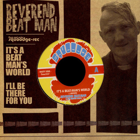 Reverend Beat-Man - It's A Beat-Man's World