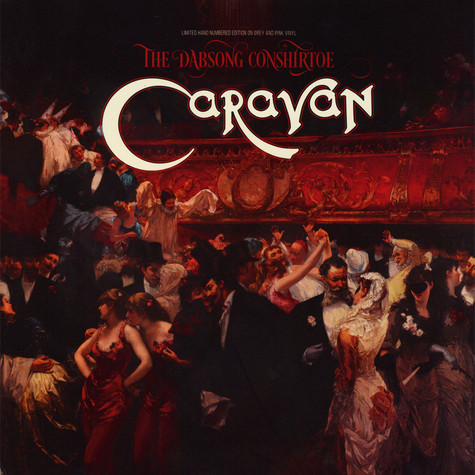 Caravan - The Dabsong Conshirtoe Colored Vinyl Edition