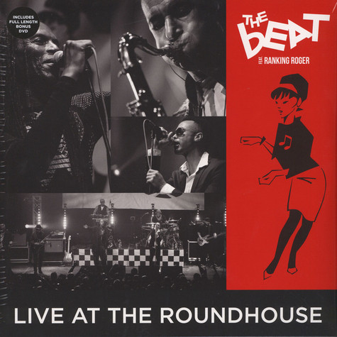 Beat, The - Live At The Roundhouse Black Vinyl Edition