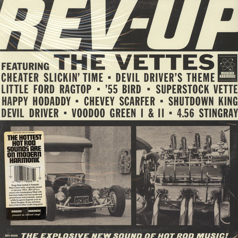 Vettes, the - Rev-Up