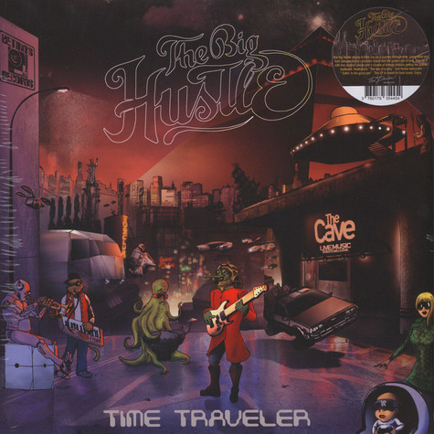 Big Hustle, The - Time Traveller