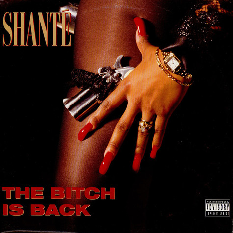Roxanne Shante - The bitch is back