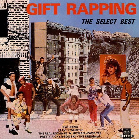 V.A. - Gift Rapping (The Select Best)