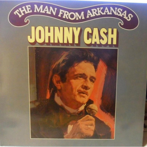 Johnny Cash - The Man From Arkansas