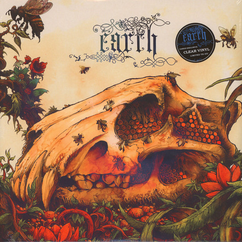 Earth - The Bees Made Honey In The Lion's Skull Clear Vinyl Edition