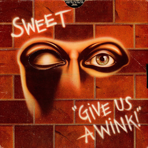 Sweet, The - Give Us A Wink