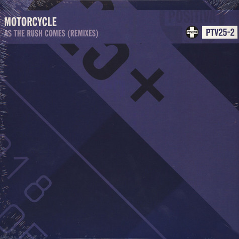 Motorcycle - As The Rush Comes