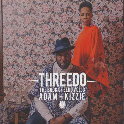 Adam & Kizzie - The Book Of Eedo Volume 3: Threedo