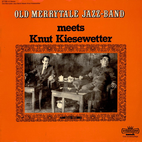 Old Merry Tale Jazzband Meets Knut Kiesewetter - Old Merry Tale Jazz-Band Meets Knut Kiesewetter