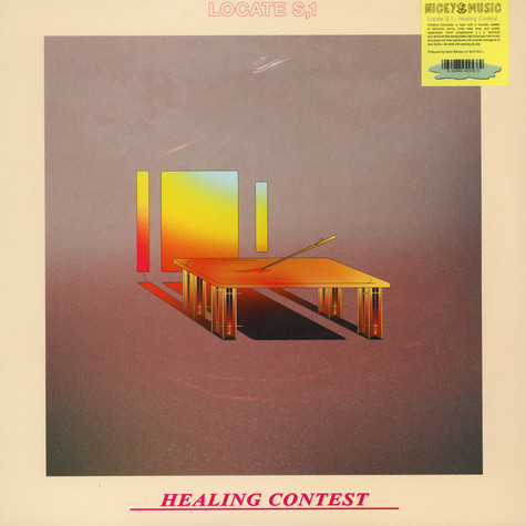 Locate S, 1 - Healing Contest