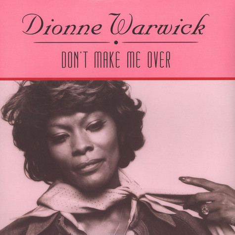 Dionne Warwick - Don't Make Me Over Audiophile Clear Vinyl Edition