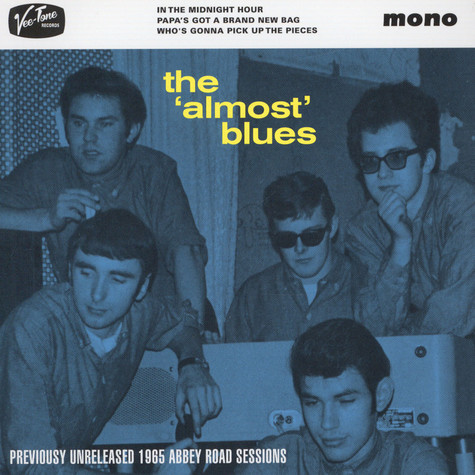Almost Blues, The - In The Midnight Hour