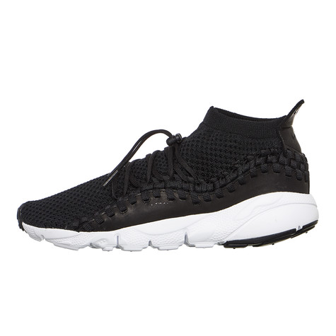 more photos 89b50 2d999 Nike. Air Footscape Woven NM Flyknit (Black ...