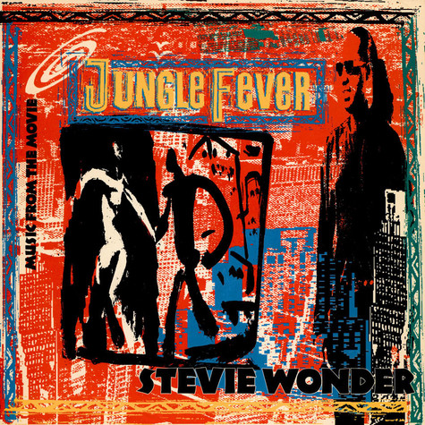 "Stevie Wonder - Music From The Movie ""Jungle Fever"""