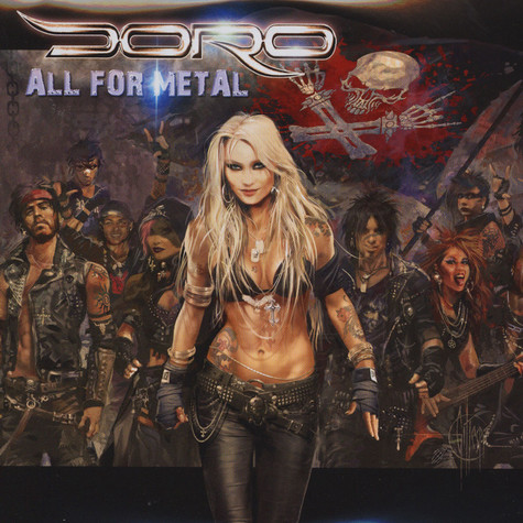 Doro - All For Metal Picture Disc Edition