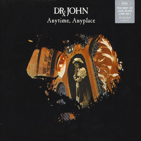 Dr. John - Anytime Anyplace
