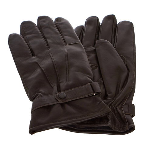 Barbour - Burnished Leather Thinsulate Glove