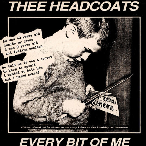 Thee Headcoats - Every Bit Of Me