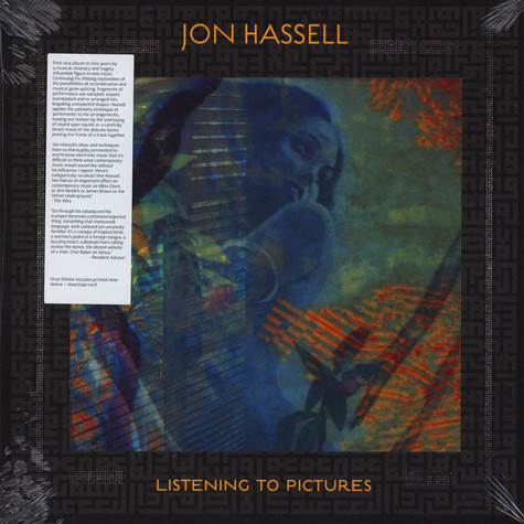 Jon Hassel - Listening To Pictures